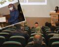 Şanlıurfa'da ipekböcekçiliği eğitimi