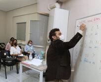 Nilüferli kadınlara Fransızca eğitimi