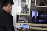 Şanlıurfa'da öğrenciler EBA TV ile ders başı yaptı
