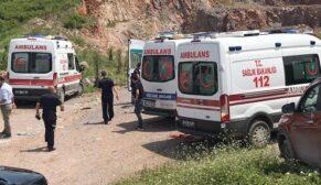 Sakarya'da ikinci patlama: 3 şehit, 6 yaralı