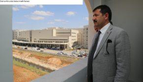 Otel konforunda hasta yakınlarına misafirhane