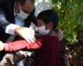 Şanlıur'da engelli çocuklara yardım