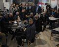 Erdem'e destek ziyaretleri sürüyor