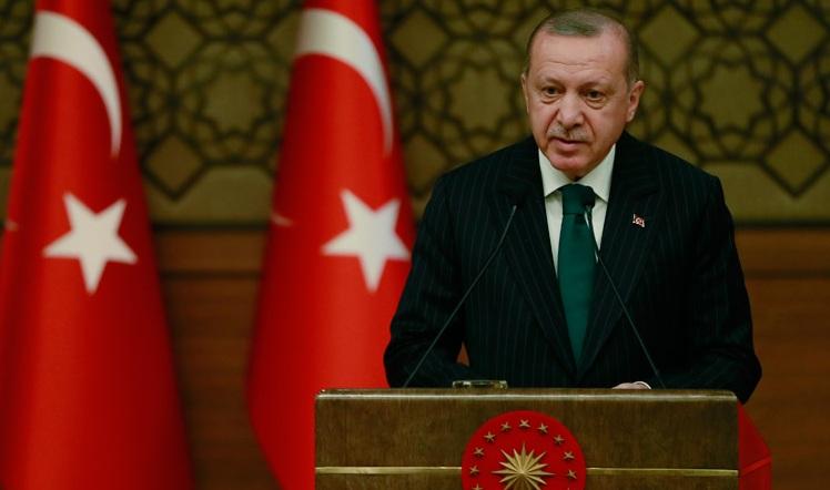 Cumhurbaşkanı Erdoğan, çalışan gazeteciler gününü kutladı
