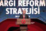 Cumhurbaşkanı Erdoğan, Yargı Reformunu açıkladı