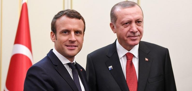 Fransa'dan Türkiye'ye davet