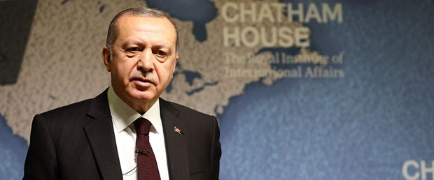 Cumhurbaşkanı Erdoğan'dan ABD'ye Kudüs tepkisi