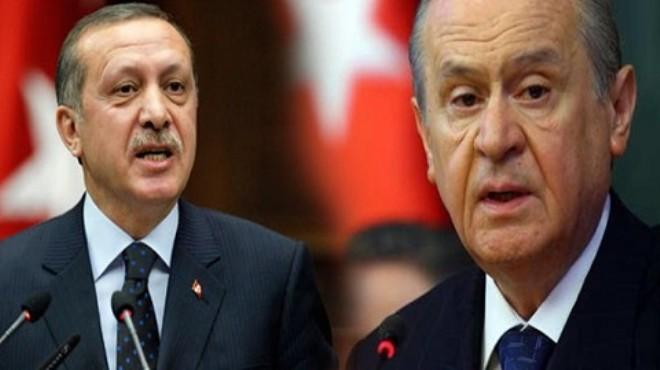 Cumhurbaşkanı Erdoğan ile Bahçeli erken seçimi görüştü