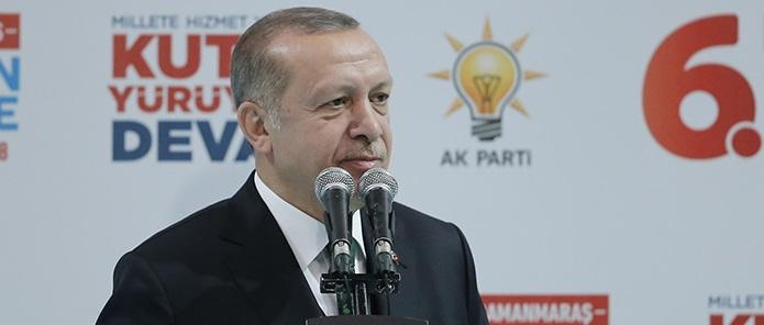 Cumhurbaşkanı Erdoğan'dan AK Parti teşkilatlarına 3. Uyarı