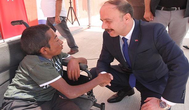 Şanlıurfa Valisi'den engelliler Haftası mesajı