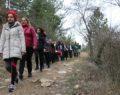 Eskişehir'de trekking etkinliği