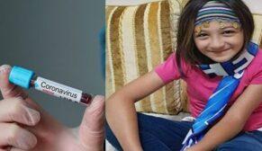 Küçük yaşta koronavirüse yenik düştü