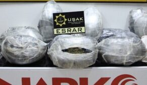 Uyuşturucu operasyonunda 40 kilo esrar ele geçirildi