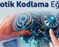 Şanlıurfa'da çocuklara robotik kodlama eğitimi