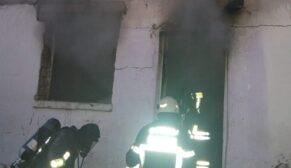 Müstakil evde patlama: 6 yaralı