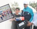 Eyyübiye'den öğrencilere eğitim seti ve spor malzemesi