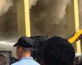Şanlıurfa'da fırın yangınında yaşanan patlama