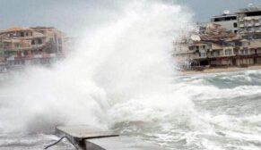 Meteorolojiden uyarı: Saatte 80 kilometre hıza ulaşacak