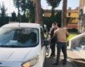 Şanlıurfa'da fıstık hırsızları yakalandı