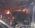 Döküm Fabrikası'nda patlama