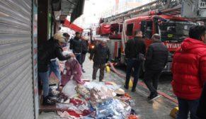 Fatih'te can pazarı