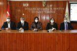 Fatma Şahin'den Ayşe Çakmak'a ziyaret