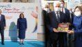 Türkiye'nin ilk şampiyon belediye başkanı Fatma Şahin oldu