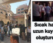 Şanlıurfa'da vatandaşlar isyan etti