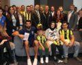 Fenerbahçe'nin Konya'da çok özel ziyaretçiler vardı