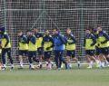 Fenerbahçe, Trabzonspor maçına hazırlanıyor
