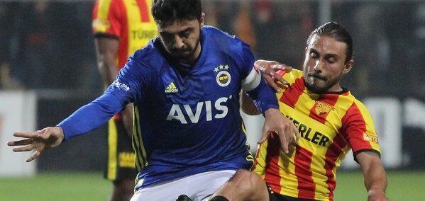 Göztepe ve Fenerbahçe karşı karşıya