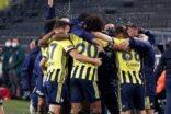 Başakşehir, Fenerbahçe'ye 4-1 mağlup oldu