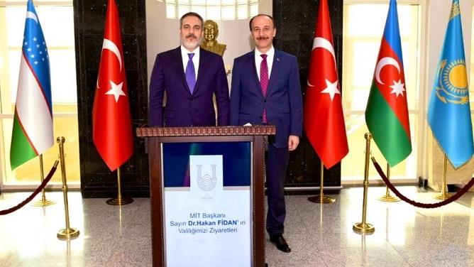 MİT Başkanı Fidan Şanlıurfa'dan ayrıldı