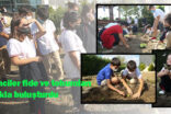 Okullara fide ve tohum desteği