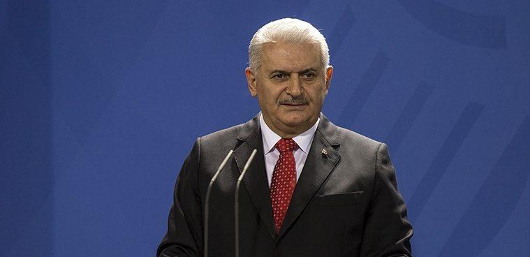 Başbakan Yıldırım'dan çözüm açıklaması