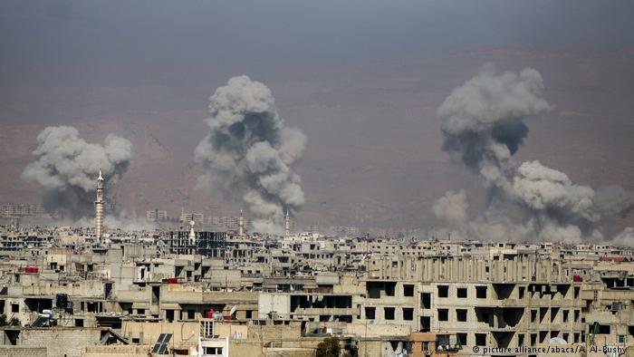 Yedi yılda bir ülkenin çöküşü: Suriye