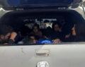 Akçakale sınır kapsında 17 kaçak göçmen yakalandı