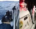 Ölüme terk etiler Türk sahil Güvenlik kurtardı