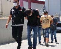 Dizi oyuncusunun da bulunduğu 5 şüpheli gözaltına alındı