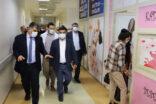 Gülüm, Viranşehir Devlet Hastanesini ziyaret etti