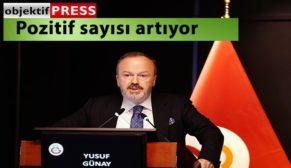 Galatasaray'da korona virüs depremi