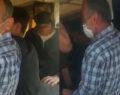 24 kişinin bulunduğu araca 78 bin 750 lira ceza yazıldı
