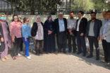 Gelecek Partili kadınlarından Şenyaşar ailesine ziyaret