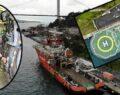 Türkiye'nin ilk acil müdahale gemisi Nene Hatun