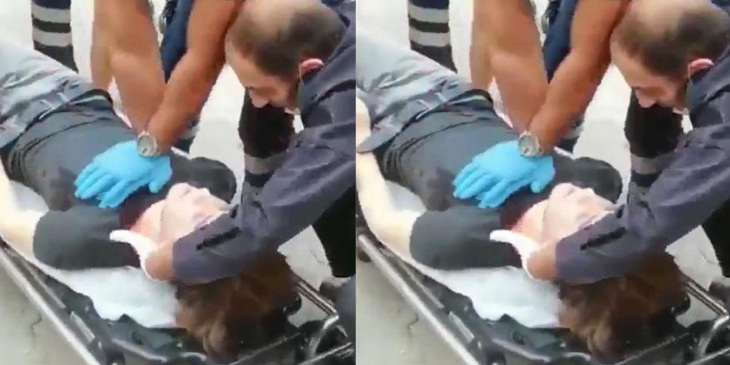 Genci vuran polis açığa alındı