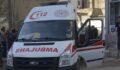 Apartmandan düşen genç kız ağır yaralandı