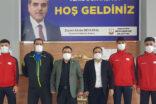 Urfa'da gençlik merkezi ve spor salonu hizmete sunuldu