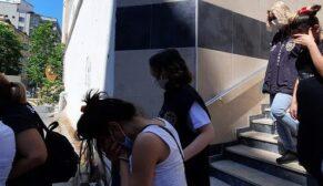 1'i hamile 3 kadın hırsız yakalandı