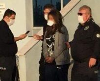 Hırsıza maske cezası