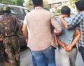 1 ayda 131 hırsız şüphelisi yakalandı